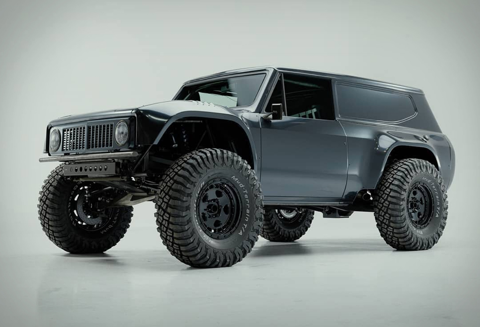 Camionete SUV THE VANGUARD SCOUT