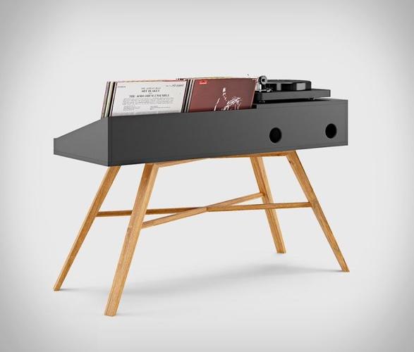 MESA DE VINIL - HRDL Vinyl Table - Imagem - 4