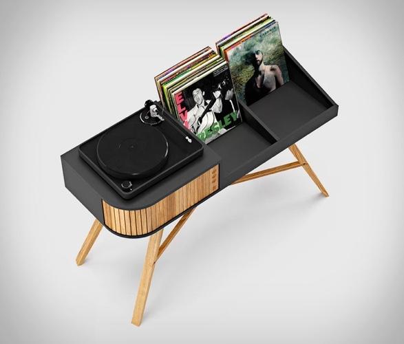 MESA DE VINIL - HRDL Vinyl Table - Imagem - 2