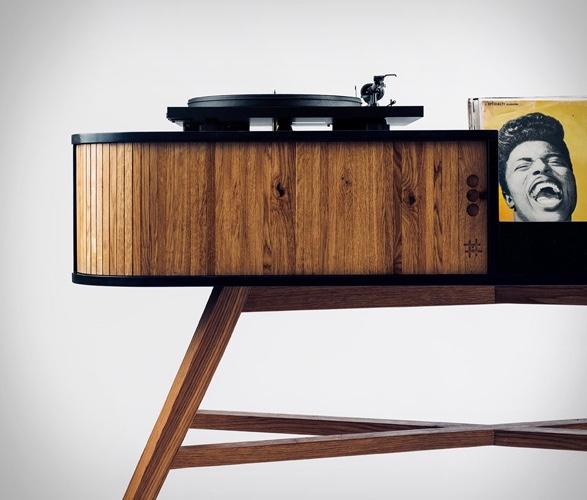 MESA DE VINIL - HRDL Vinyl Table - Imagem - 5