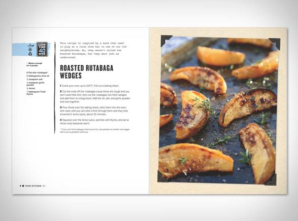 Livro Thug Kitchen 101 - Imagem - 3