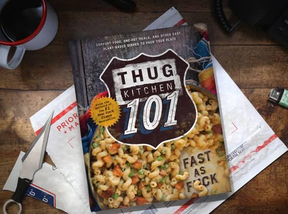 Livro Thug Kitchen 101 - Imagem - 5