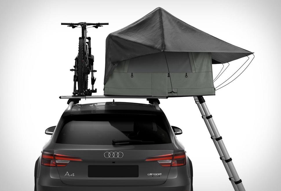 Barraca para telhado do carro - Imagem - 1