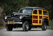 1948 FORD SUPER DELUXE STATION WAGON | Image