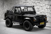 LAND ROVER DEFENDER 1986 - 90