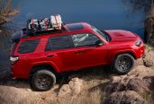 SUV TODO TERRENO - Toyota 4Runner Venture Edition 2020