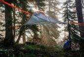 Tenda na Árvore | Tensile