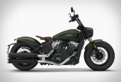 Moto INDIAN SCOUT BOBBER TWENTY | Image