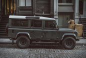 LAND ROVER DEFENDER 110 BY BROOKLYN COACHWORKS