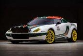 Um dos Carros de Maior Sucesso no Campeonato Mundial de Rally - MAT Stratos Coupe | Image