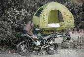 Tenda Montada Mobed Motorcycle