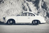 PORSCHE 356 WHITE WALKER | Image