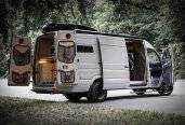 Van Valhalla 4x4 Camper