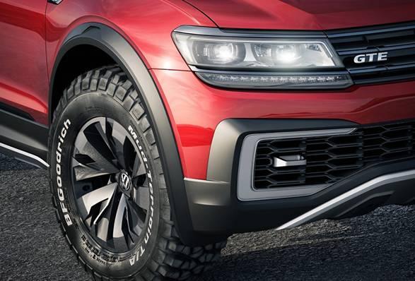 Tiguan GTE | Volkswagen - Imagem - 4