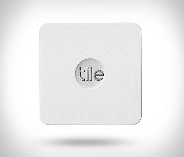 Rastreador Bluetooth Tile Fino - Imagem - 2