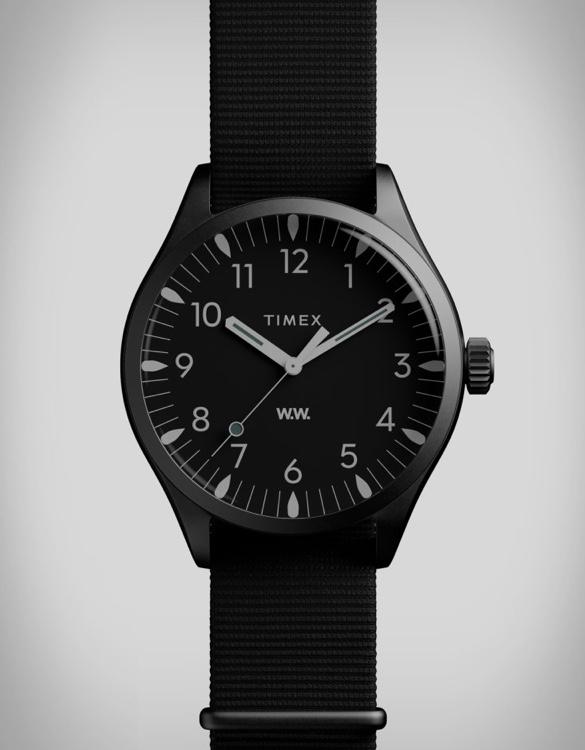 RELÓGIO Timex x Wood Wood Watch - Imagem - 2