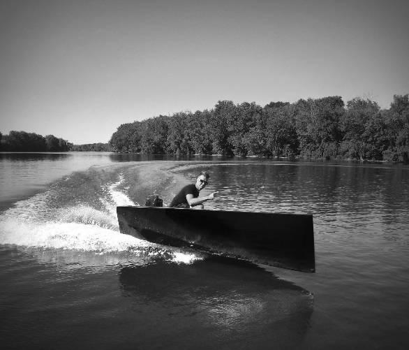 Barco Tinnie 10 Vessel - Imagem - 5