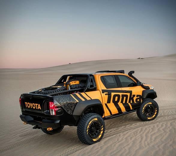 Toyota Hilux Tonka - Imagem - 3