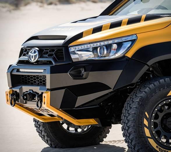 Toyota Hilux Tonka - Imagem - 5