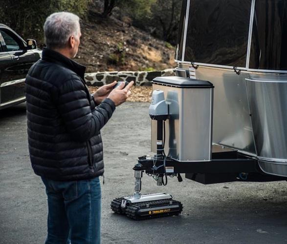 Tanque Robô de Reboque - Trailer Valet RVR - Imagem - 2