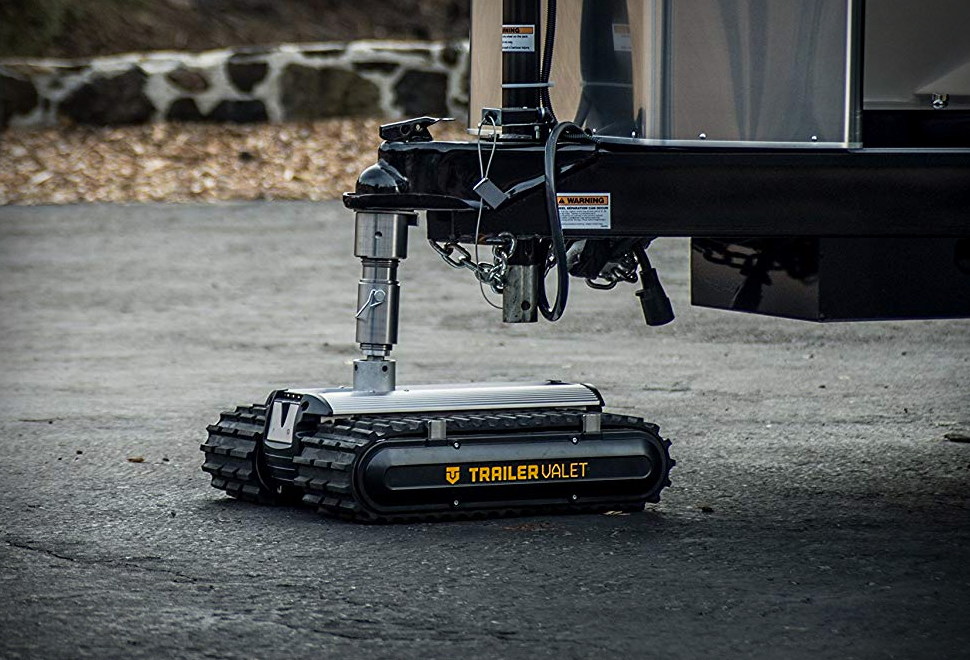 Tanque Robô de Reboque - Trailer Valet RVR