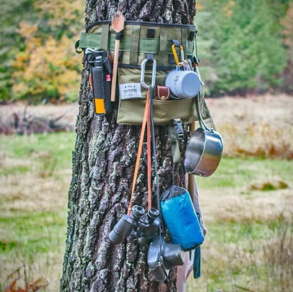 Kit Acampamento Treehugger - Imagem - 4
