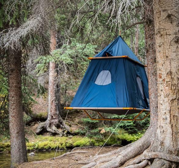 Tenda de Acampamento TreePod - Imagem - 3