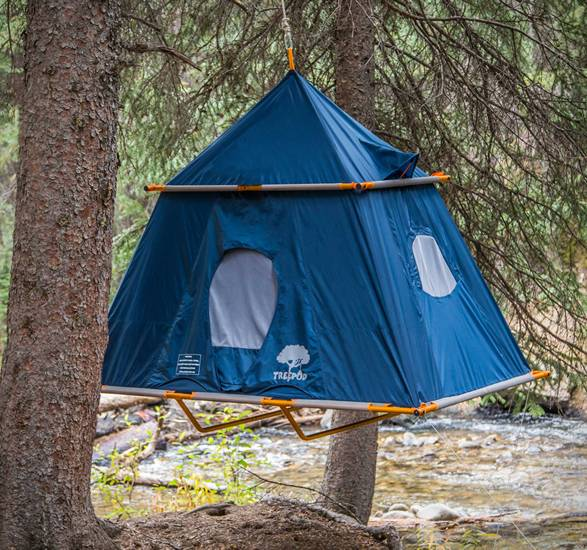 Tenda de Acampamento TreePod - Imagem - 4
