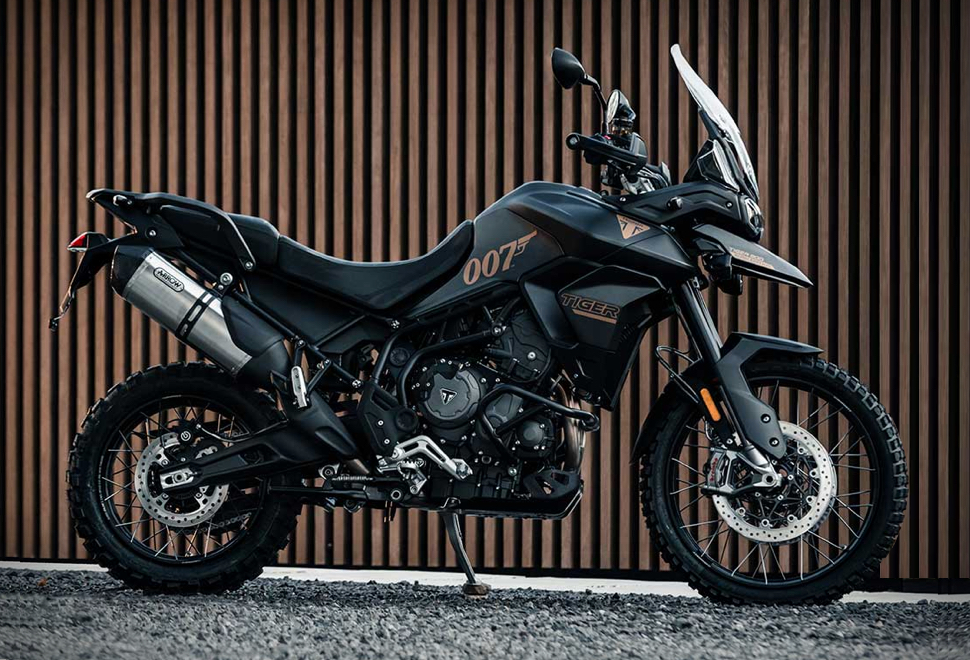 MOTO TRIUMPH TIGER 900 BOND EDITION - Imagem - 1