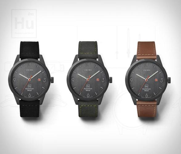 Relógios TRIWA x Humanium Metal Watch 2.0 - Imagem - 5