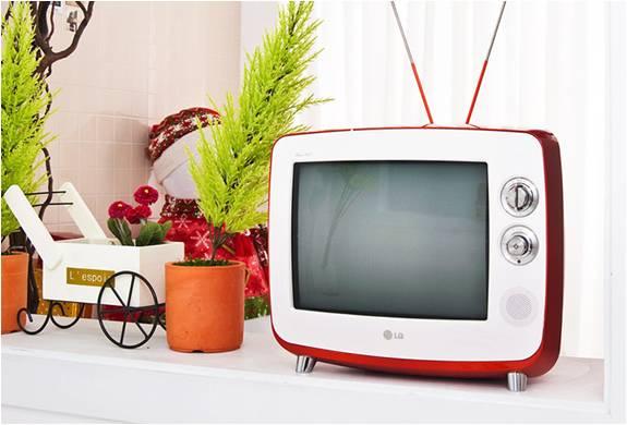 TV LG RETRO CLASSIC - Imagem - 3