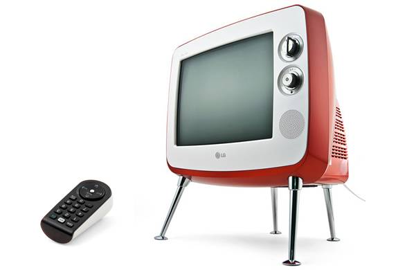 TV LG RETRO CLASSIC - Imagem - 4