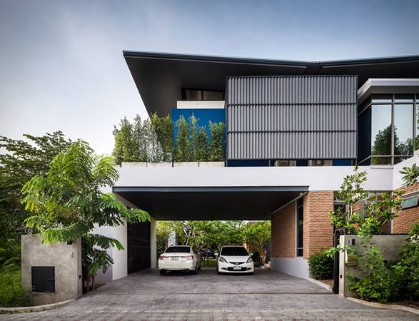 Duas casas na Aldeia de Nichada - Tailândia - Imagem - 4