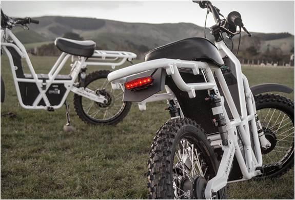 Ubco - A Moto Útil - Imagem - 5