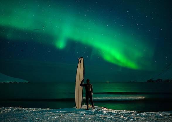 Livro sobre Fotografia - Under An Arctic Sky - Imagem - 3