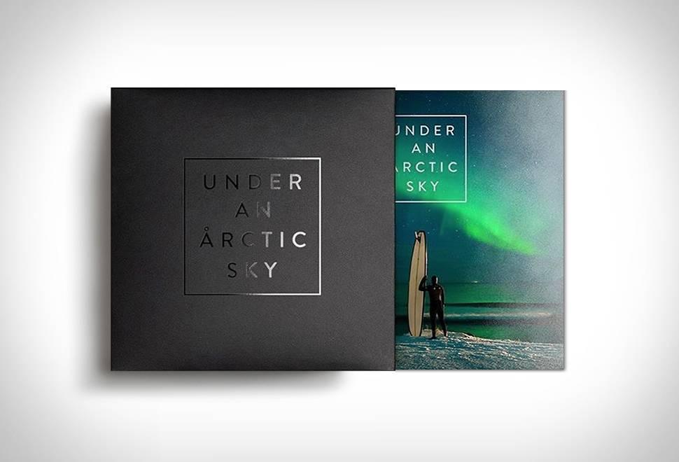 Livro sobre Fotografia - Under An Arctic Sky - Imagem - 1