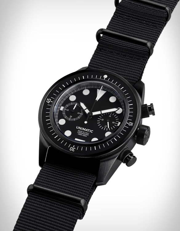 Relógio UNIMATIC U3 CHRONODIVER WATCH - Imagem - 2