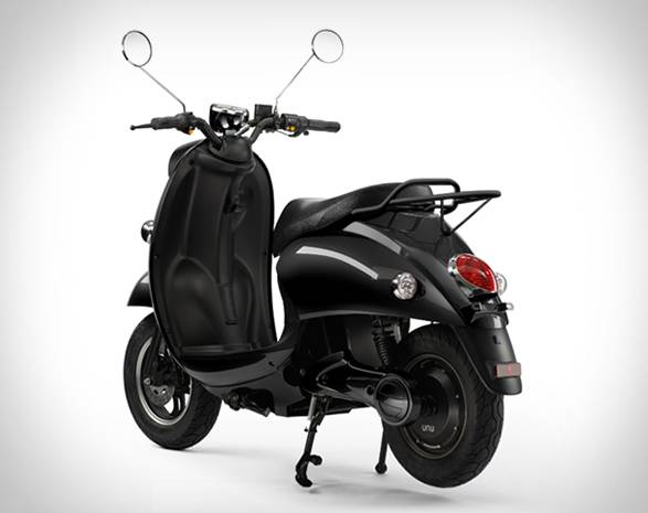 Moto Scooter Elétrica Unu - Imagem - 2