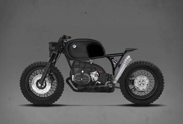 Vagabund R100R | BMW - Imagem - 5