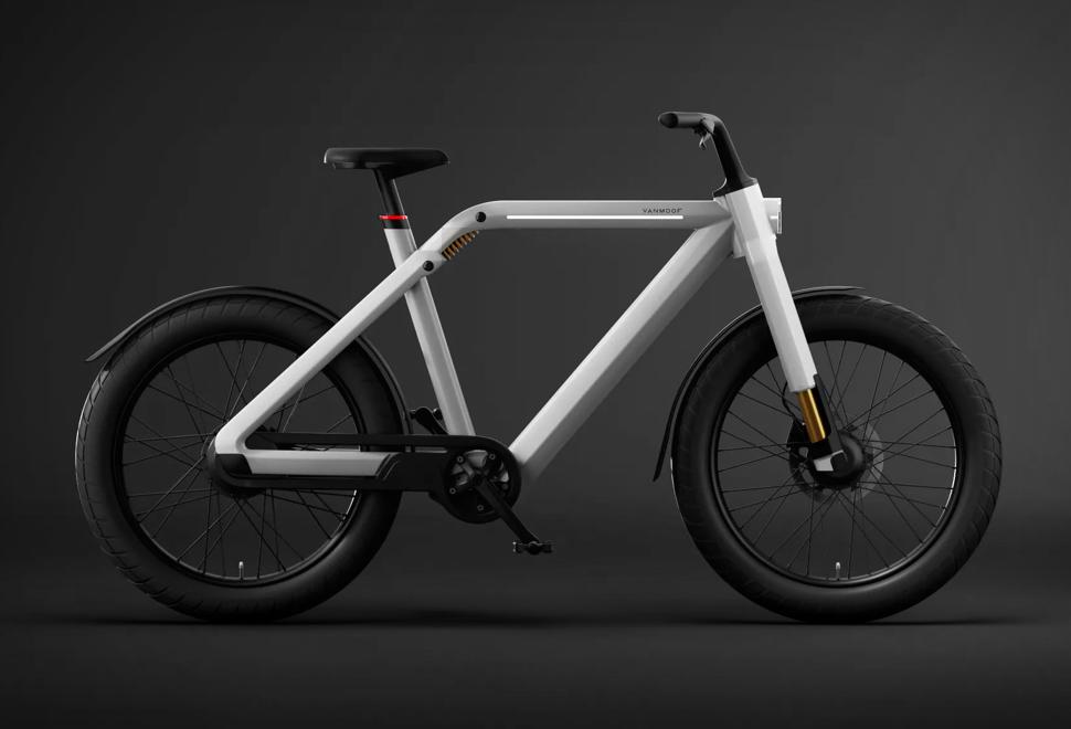 Bicicleta Elétrica de Alta Velocidade - VanMoof V Hyperbike - Imagem - 1
