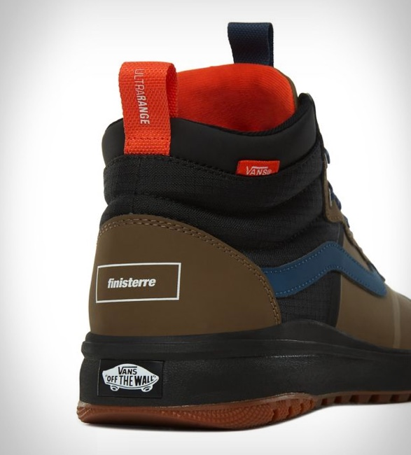 Sapatos para Surfistas - Vans + Finisterre UltraRange Hi DL - Imagem - 5