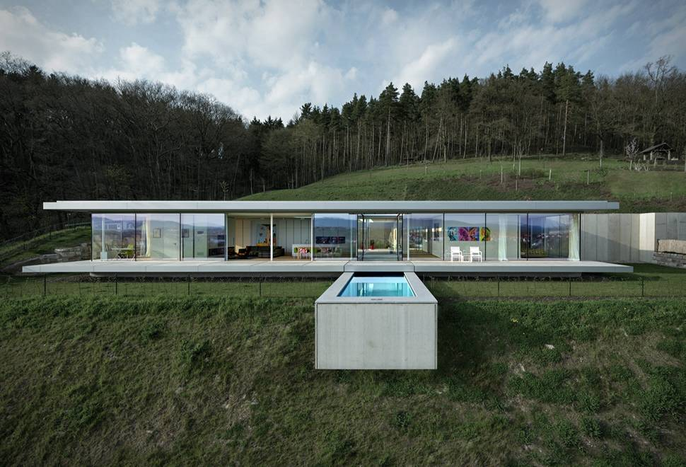 Villa K | Por Paul de Ruiter Architects