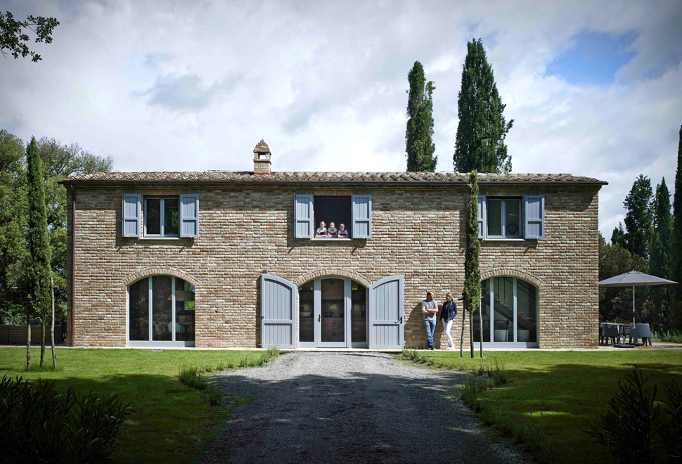 Villa moderna e contemporânea no coração da Toscana - VILLA VERGELLE - Imagem - 1