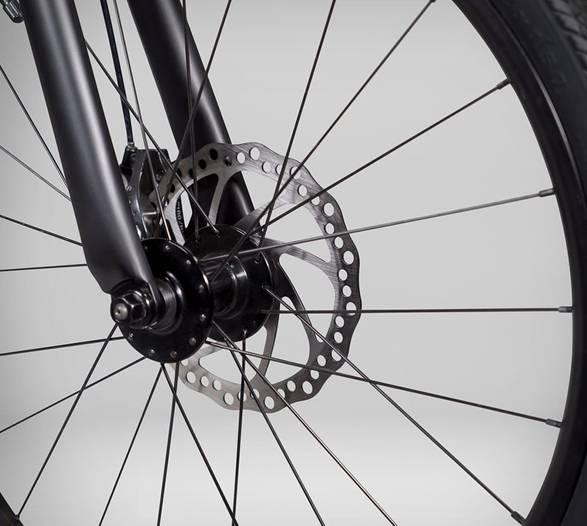 Bicicleta Elétrica Volta - Imagem - 4