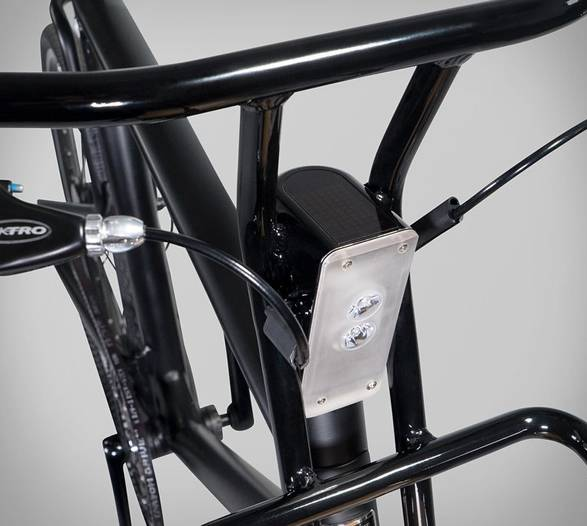 Bicicleta Elétrica Volta - Imagem - 5
