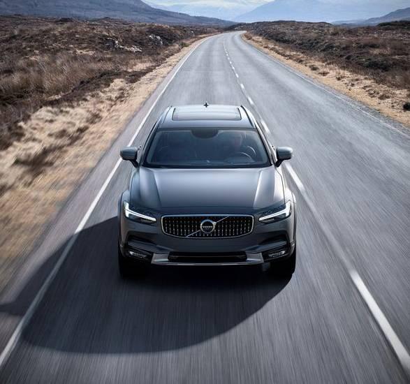 Volvo V90 Cross Country - Imagem - 2
