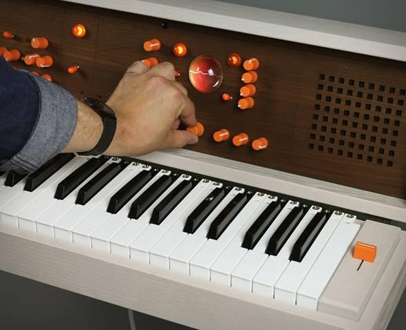 Sintetizador Voxarray 61 - Imagem - 3