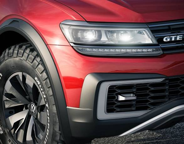 Carro Tiguan Volkswagen GTE Ativo - Imagem - 5