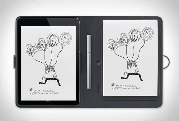 Bamboo Spark - Permite Transformar suas Anotações em Notas Digitais - Imagem - 4
