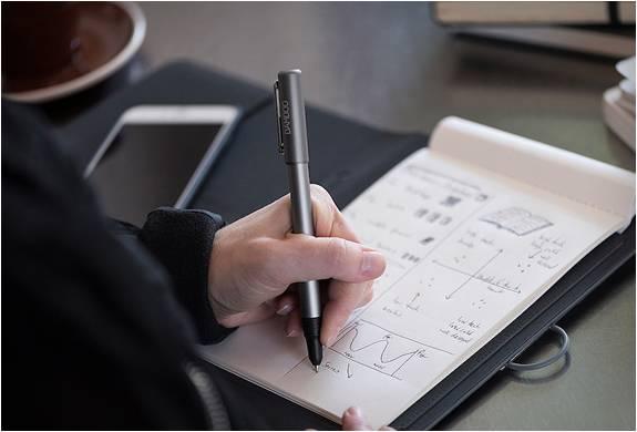 Bamboo Spark - Permite Transformar suas Anotações em Notas Digitais - Imagem - 5